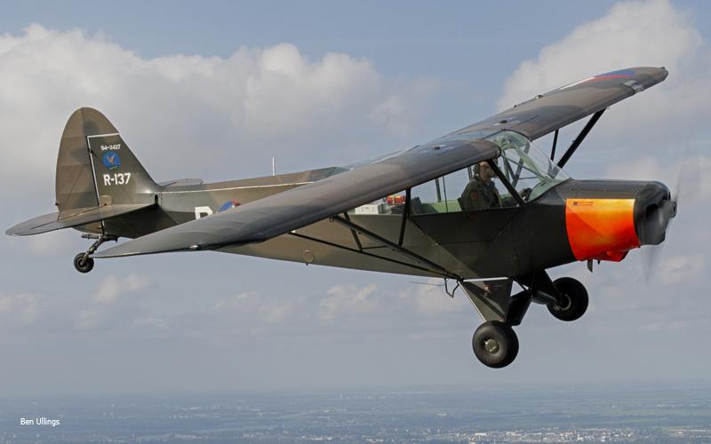 Pipercub L-21B