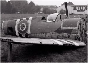 Spitfire MK732